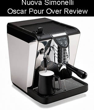 Nuova Simonelli Oscar Pour Over Espresso Machine Review