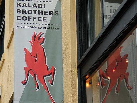 The best coffee in Alaska