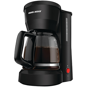 Black & Decker DCM600B 5-Cup Coffee Maker Product Review