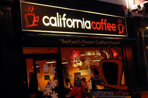 Best coffee in California