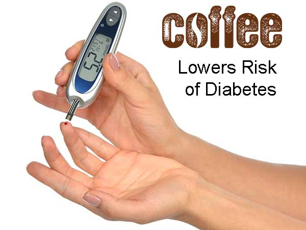 Coffee Lowers risk of diabetes Proven Health Benefit of Coffee