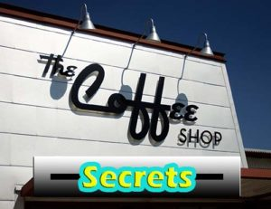Secrets to a successful Coffee Shop
