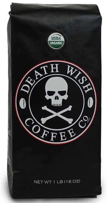 Death Wish Ground Coffee, Dark Roast: Review