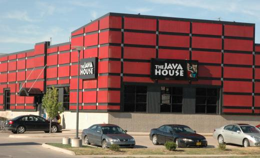 The Java House, Iowa's best coffee