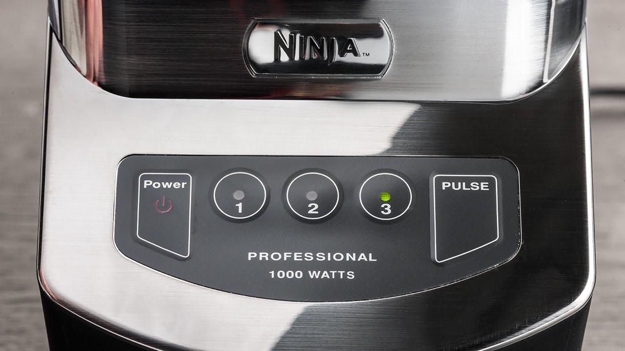Ninja Professional Blender NJ600