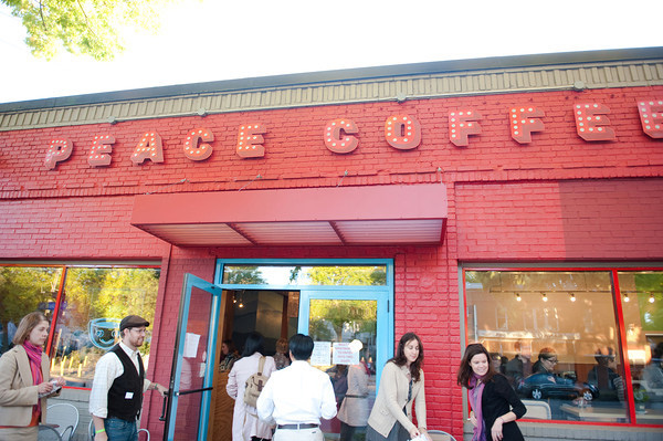 The Best Coffee In Minnesota Peace Coffee