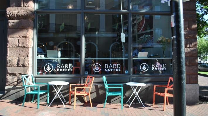 best coffee in Maine, bard coffee
