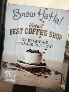 delaware's best coffee
