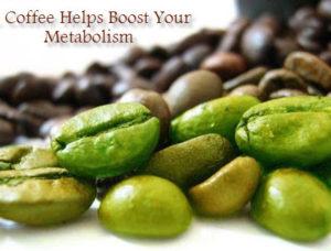 Coffee increase metabolism