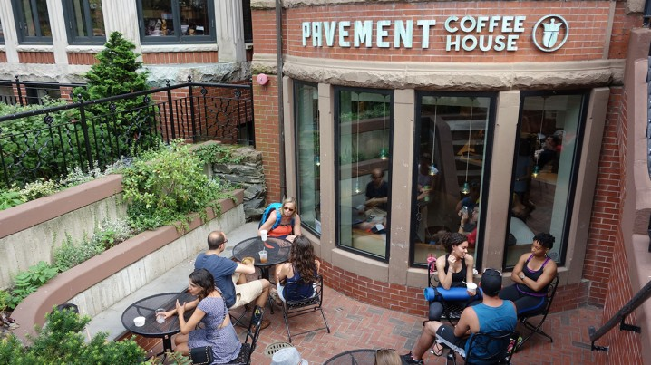 The Best Coffee In Massachusetts Pavement Coffee house