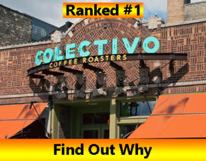 Colectivo coffee ranked the best coffee shop in Wisconsin