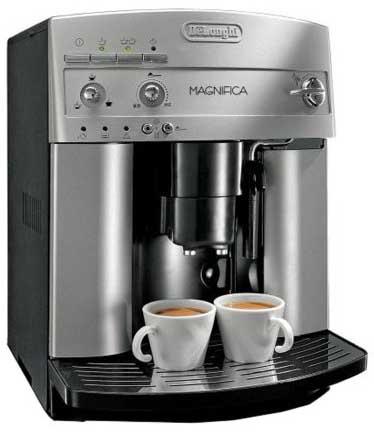 DeLonghi ESAM 3300 Magnifica Super-Automatic Espresso and Coffee Machine