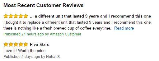 DeLonghi ESAM3300 Magnifica Super-Automatic Espresso Coffee Machine Customer Reviews
