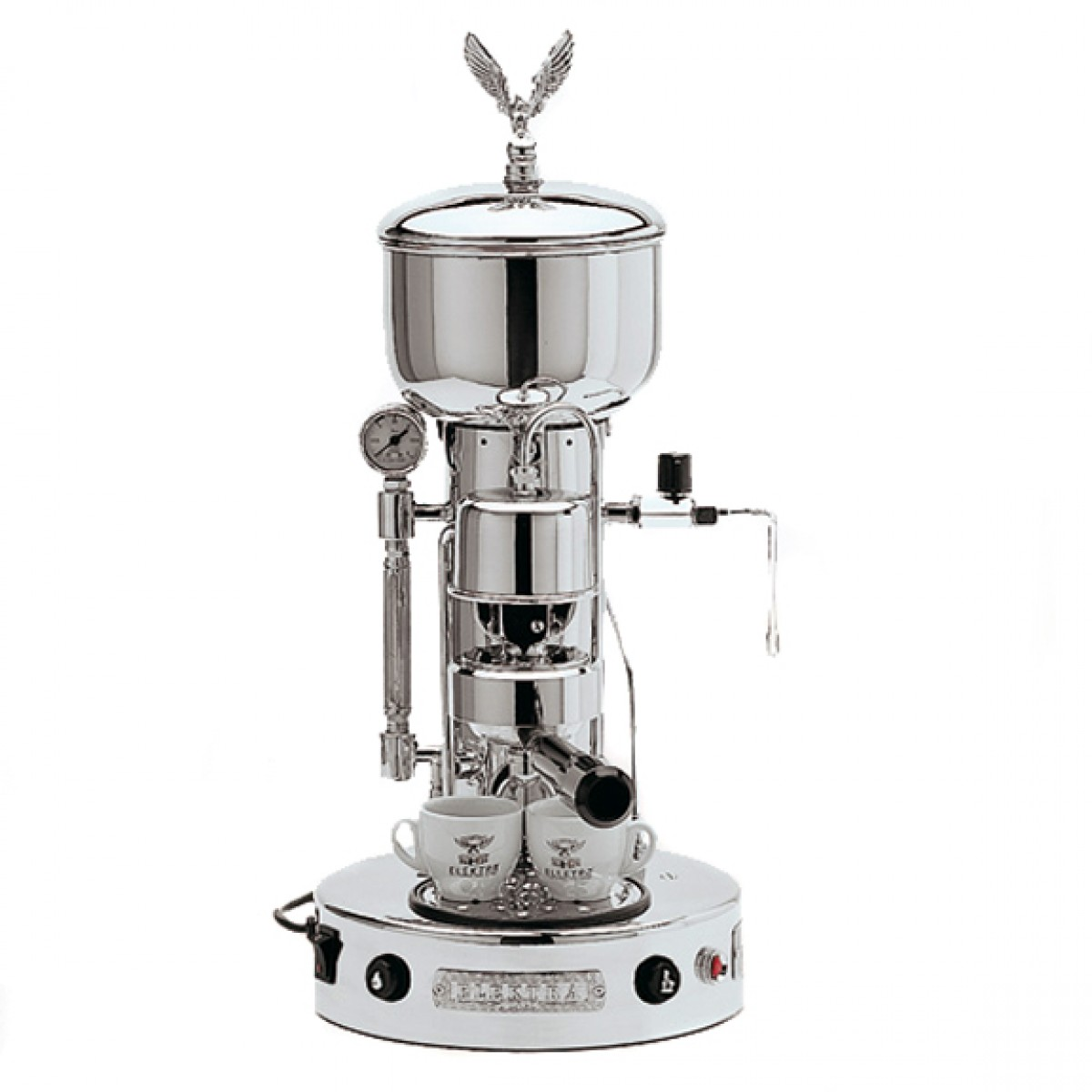 Elektra ART.SX Microcasa Semiautomatic Espresso Machine Review
