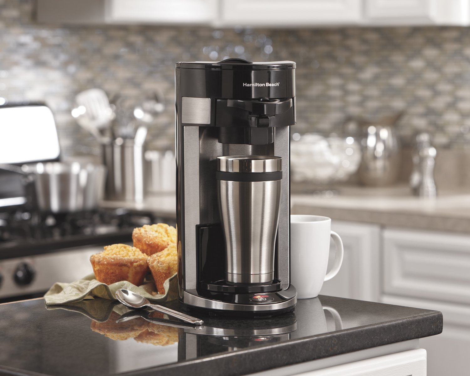 Hamilton Beach FlexBrew Single-Serve Coffee Maker Product Review