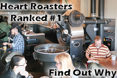 Heart Roasters Ranked The Best Coffee Shop In Oregon