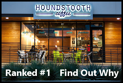 Houndstooth Coffee Ranked The Best Coffee Shop In Texas
