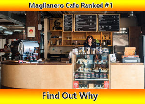 Maglianero ranked the best coffee shop in Vermont