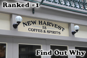 New Harvest Coffee And Spirits Ranked Best Coffee Shop In Rhode Island