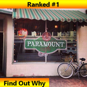 Paramount cafe ranked the best coffee shop in Wyoming
