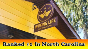 Waking Life Espresso ranked the best coffee shop in North Carolina