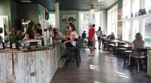 Kudu Coffee Craft Beer Inside Shop