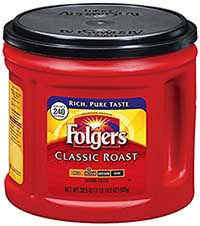 Folgers Coffee Price & Order