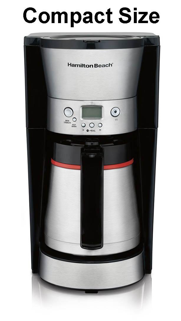 Hamilton Beach 10 Cup Coffee Maker Review