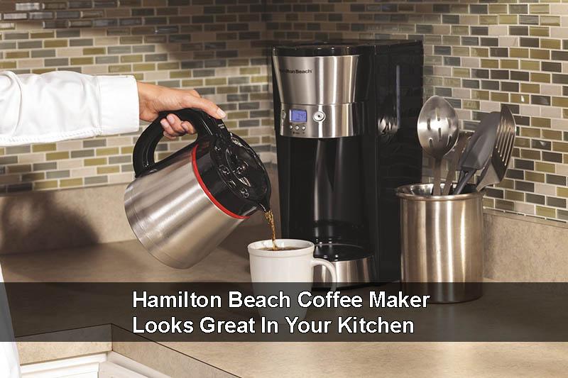 Hamilton Beach 10 Cup Coffee Maker