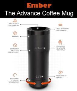 Ember The Advance Coffee Mug