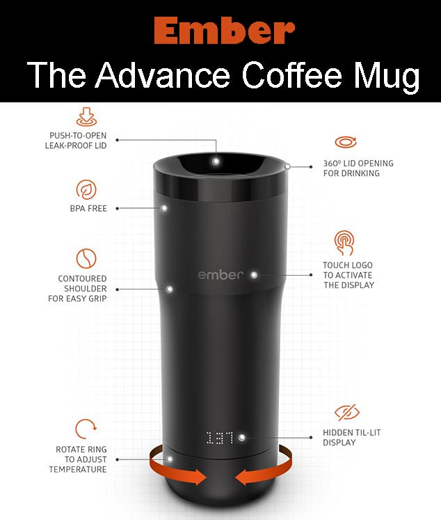 Ember The Advance Coffee Mug