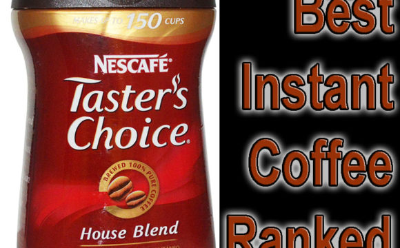 Best Instant Coffee Ranked
