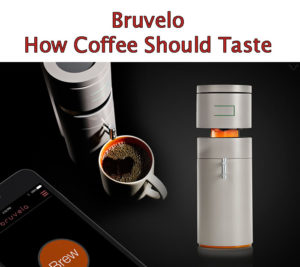 Bruvelo Coffee Gadget