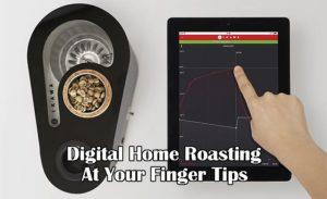 Ikawa Digital Coffee Roasting Machine