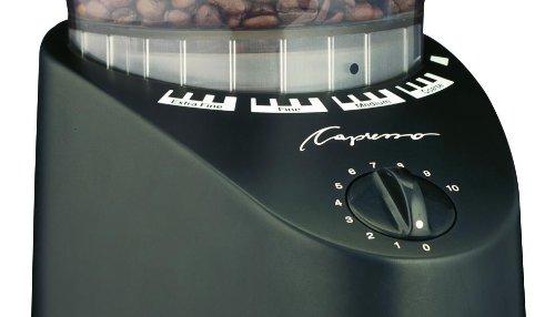 Capresso Infinity Burr Coffee Grinder - 16 Grind Settings