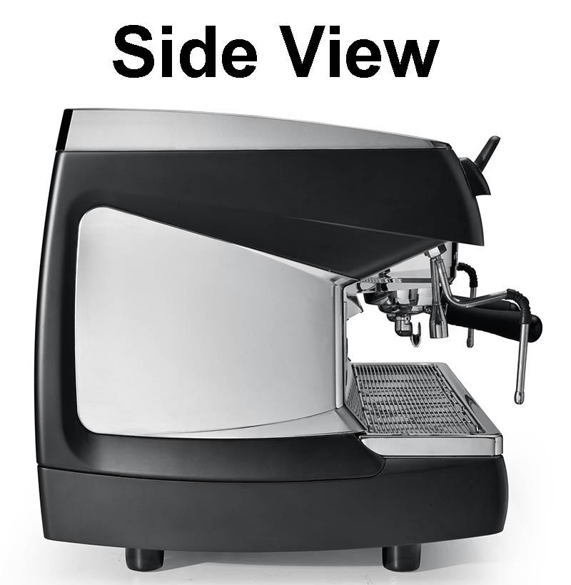 A Commercial Espresso Machine With An Attitude!