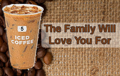 5 Iced Coffee Ideas, The Family Will Love You For!