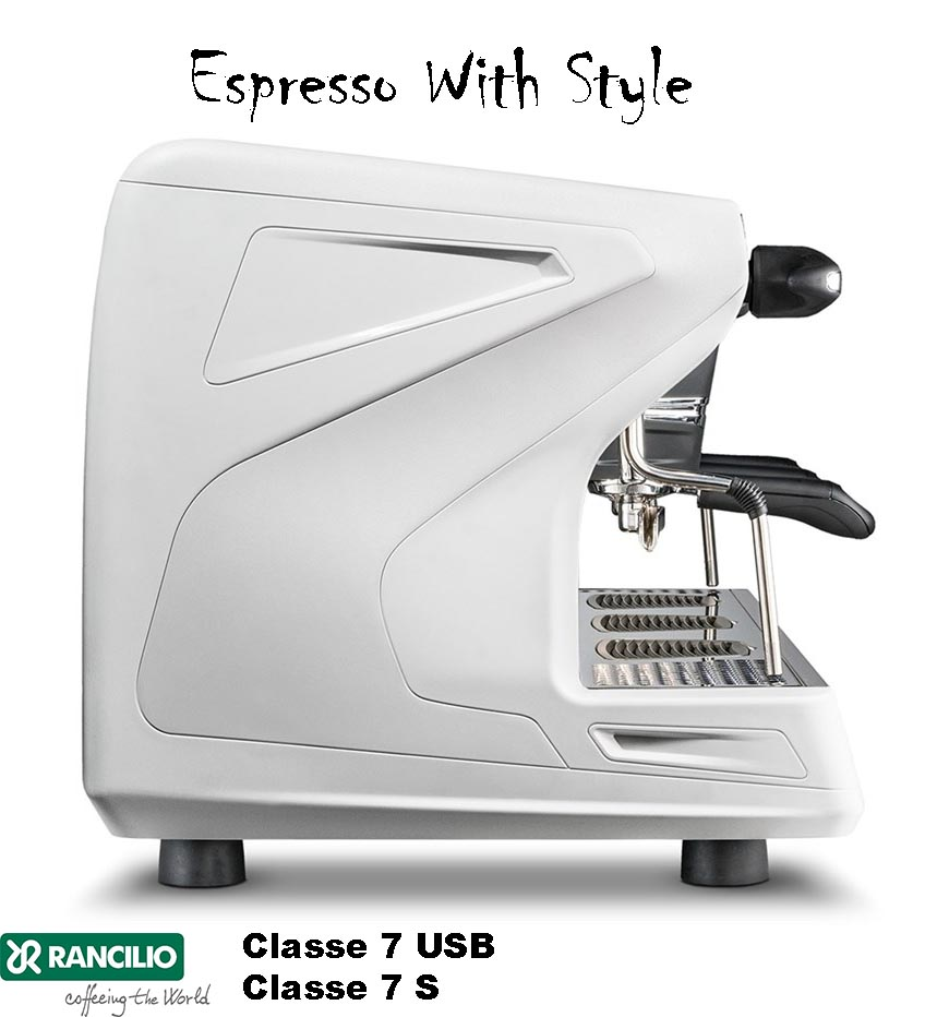 Rancilio Classe 7 Commercial Espresso Machine