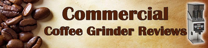 commercial coffee grinder reviews