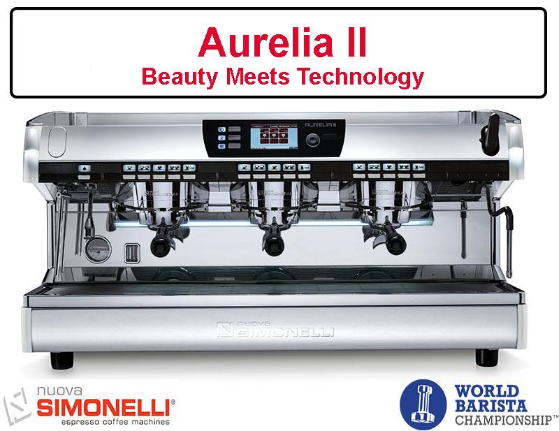 Nuova Simonelli Aurelia II Commercial Espresso Machine Review