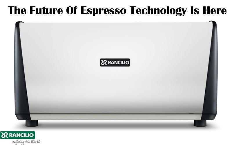 Rancilio classe 7 3 group commercial espresso machine for sale