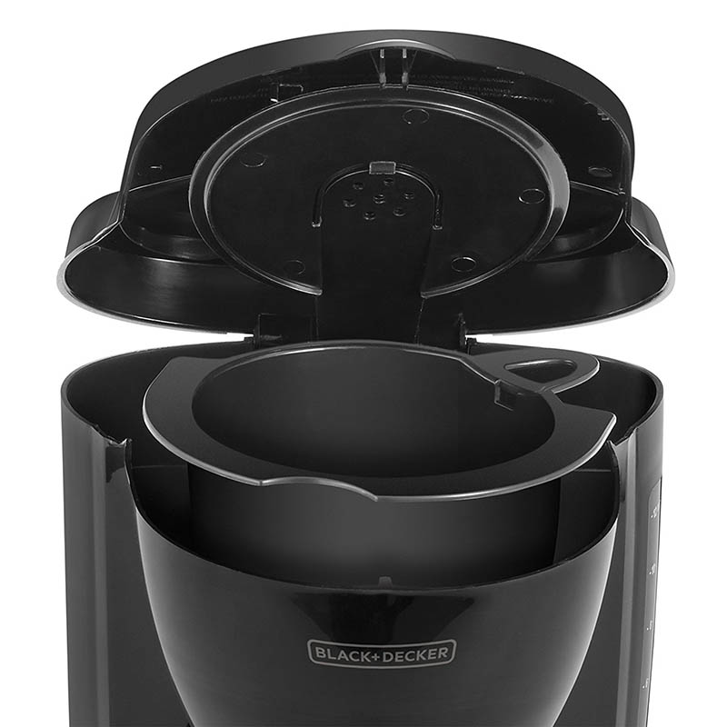 Black & Decker DLX1050B: Easy To Clean