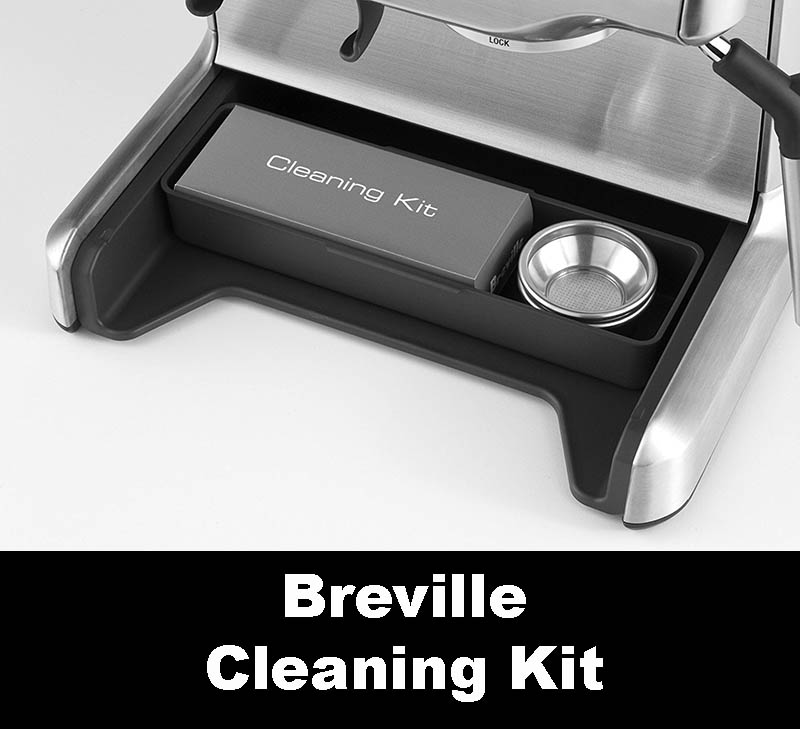Breville Barista Express: Cleaning Kit