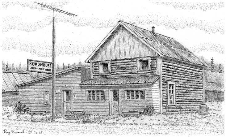 Talkeetna Roadhouse: History