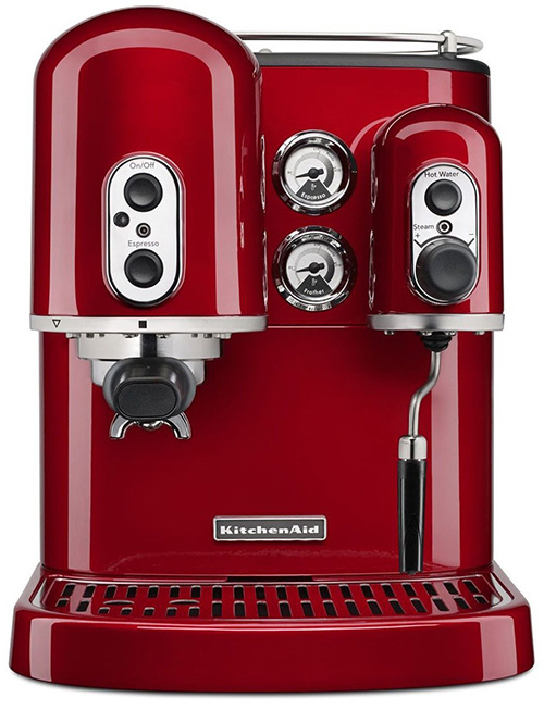 The Verdict: KitchenAid Pro Line Series Espresso Maker Is A Must Have For Any Home, Office Or Small Cafe!