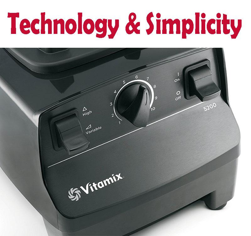 Vitamix 5200 Promise: Power & Precision