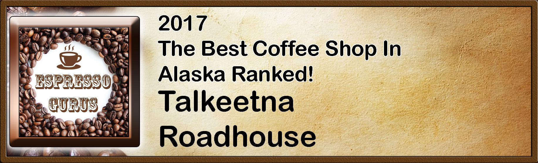 The Best Coffee Shop In Alaska Ranked - 2017