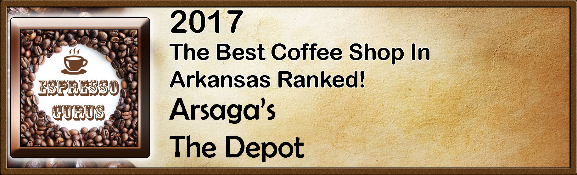 The Best Coffee Shop In Arkansas Ranked - 2017
