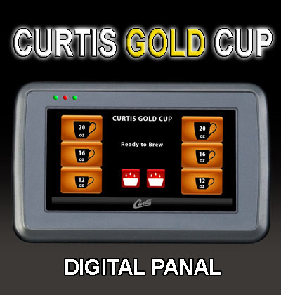 Gold Cup Series Single Cup Commercial Brewer