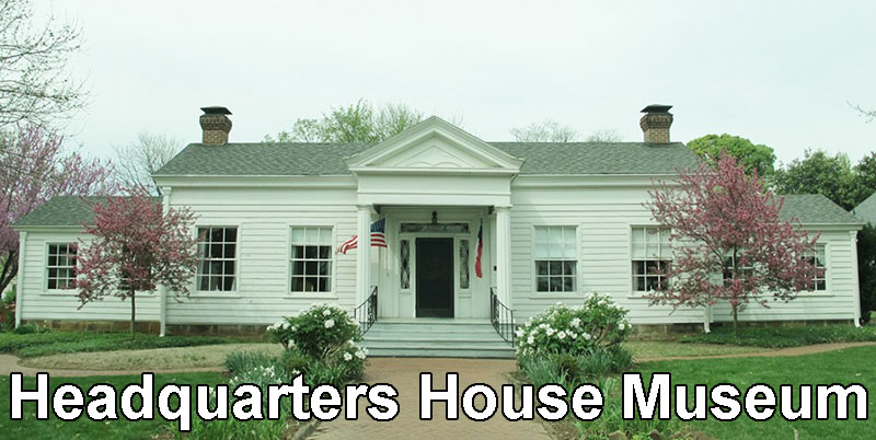 headquarters house museum fayetteville arkansas